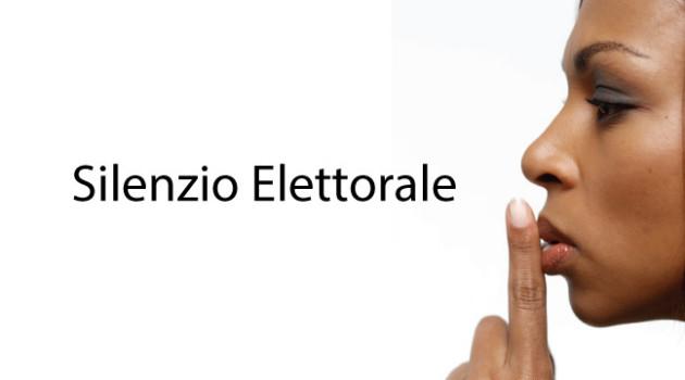 silenzio elettorale